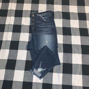 KanCan Jeans - four button KanCans